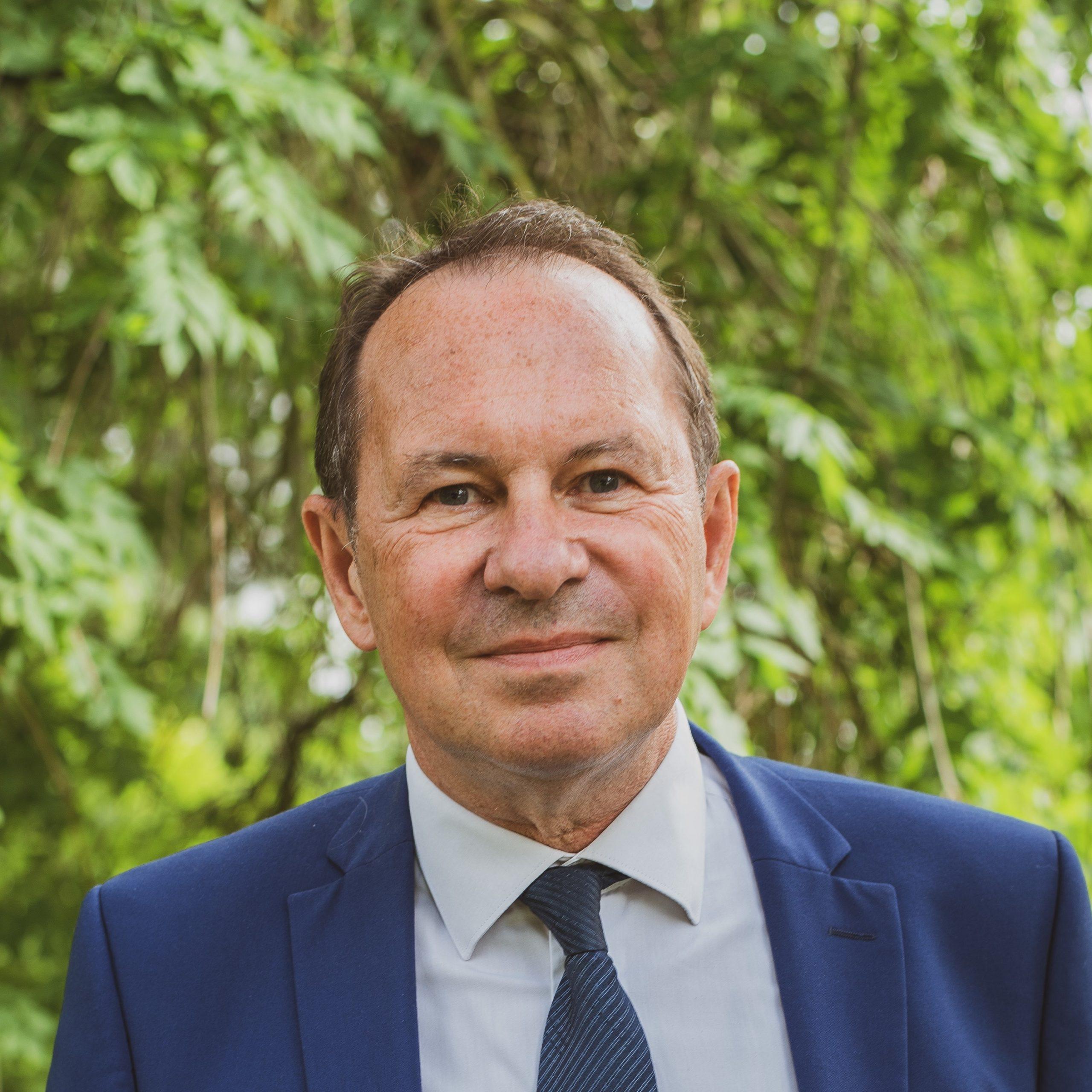 Pascal Fradcourt - Président Somme